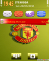 Theme điện thoại Manchester United